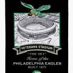 NFL Philadelphia Eagles – Veterans Stadium