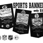 Banners on Sale