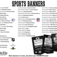 FREE Sports Banner Giveaway